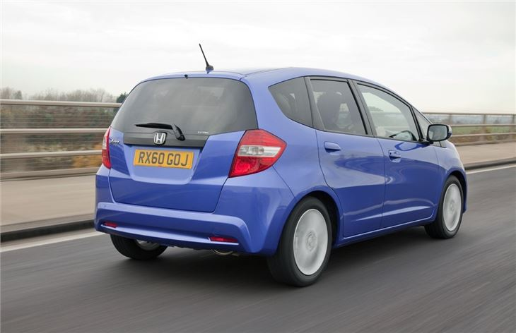 Honda Jazz 2008 Car Review Honest John
