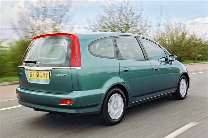 Honda Stream 2002 - Car Review | Honest John