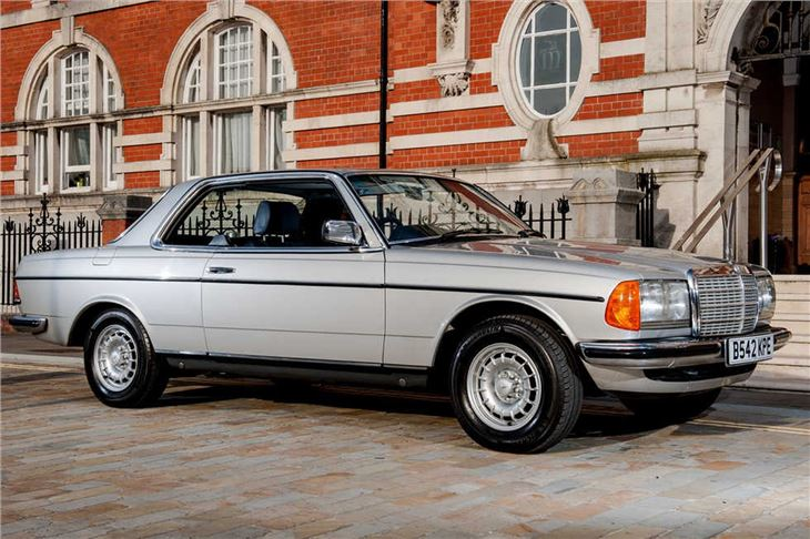 mercedes benz e class w123 classic car review honest. Black Bedroom Furniture Sets. Home Design Ideas