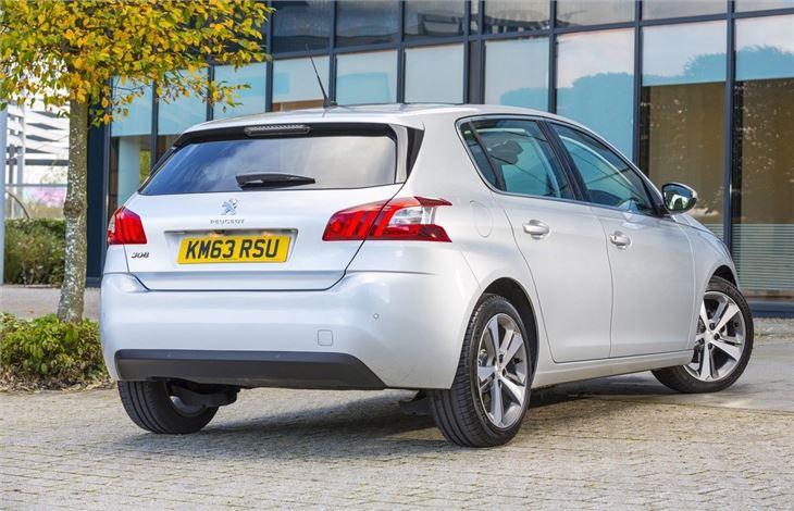 Peugeot 308 2014 - Car Review   Honest John