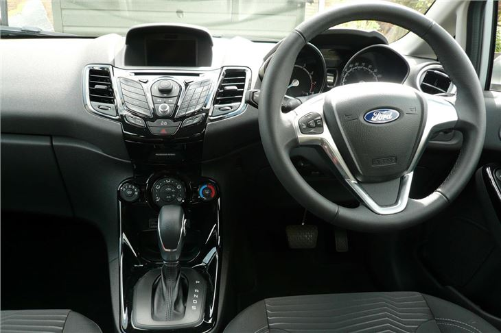 Ford Fiesta 1 0 Ecoboost Powershift 2014 Road Test Road