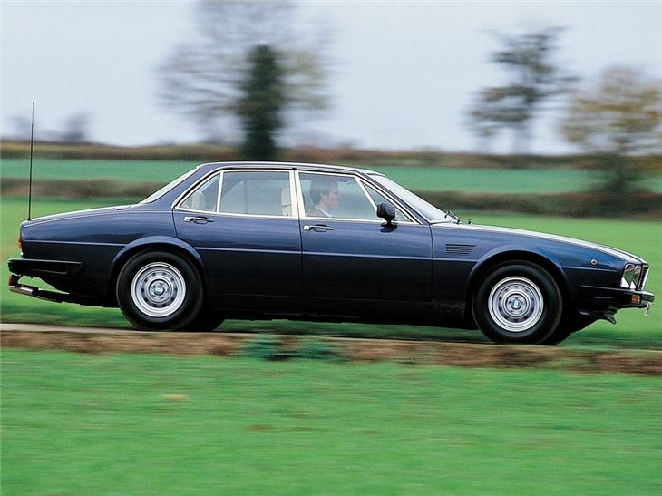 De Tomaso Deauville Classic Car Review Honest John