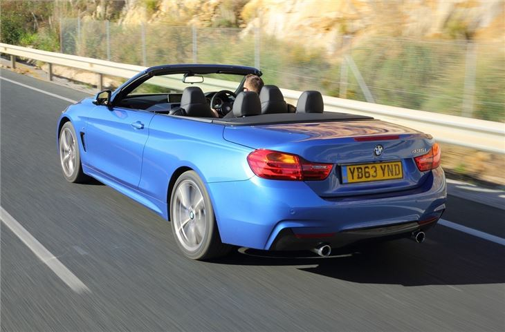 Bmw 435i For Sale >> BMW 4 Series F33 Convertible 2014 - Car Review | Honest John