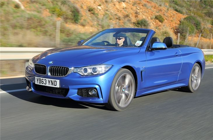 Bmw 4 Series F33 Convertible 2014 Car Review Honest John