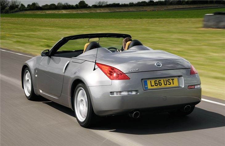 Nissan 350Z Roadster 2005 - Car Review | Honest John