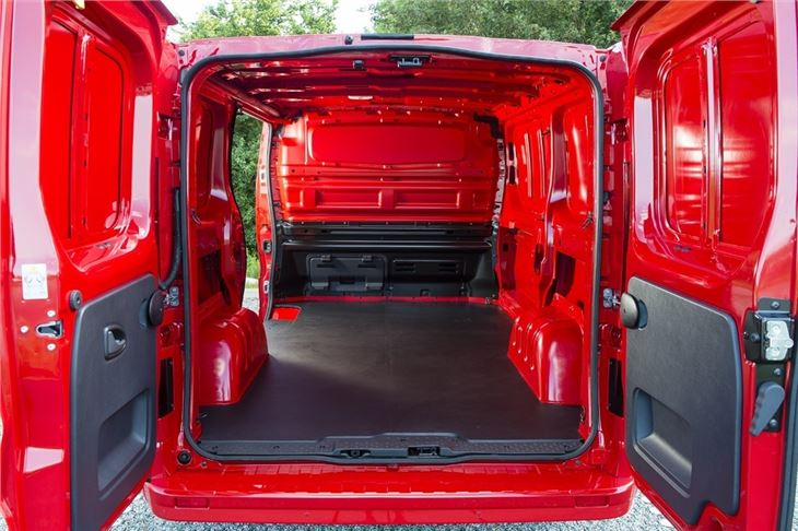 Vauxhall Vivaro 2014 Van Review Honest John