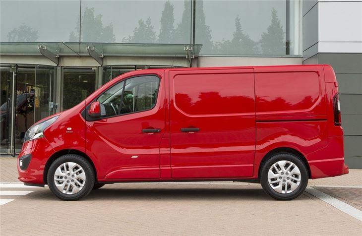 Vauxhall Vivaro 2014 Van Review Honest John