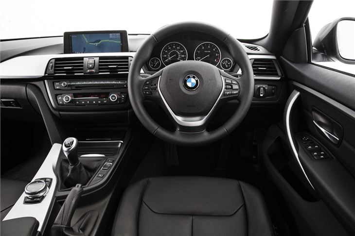 Bmw 4 Series F36 Gran Coupe 2014 Car Review Honest John