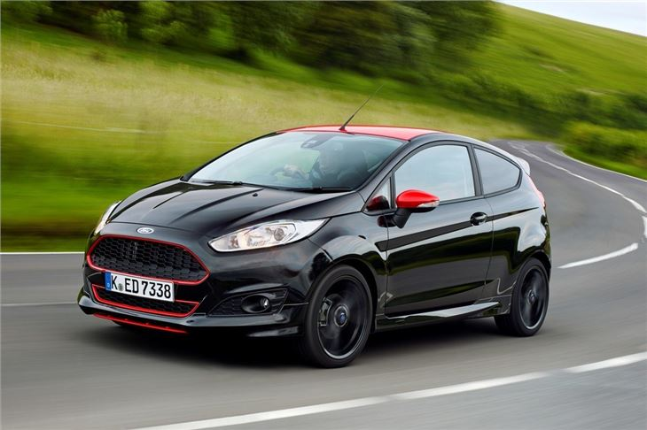 Car Insurance Groups 1 20 >> Ford Fiesta Zetec S Red Edition 2014 Road Test   Road ...
