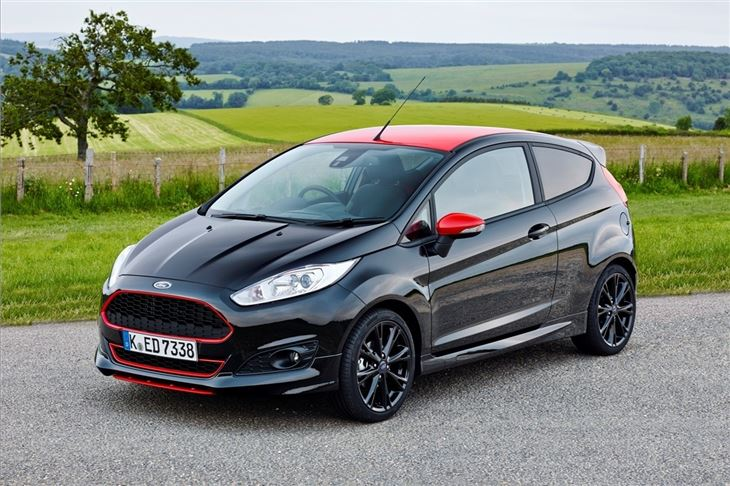 Ford Fiesta Zetec S Red Edition 2014 Road Test