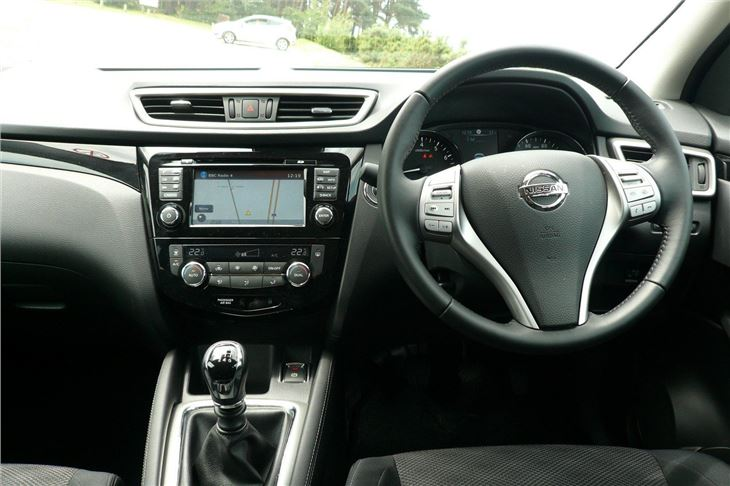 New Engine Cost >> Nissan Qashqai 1.2 DIG-T 2014 Road Test | Road Tests | Honest John