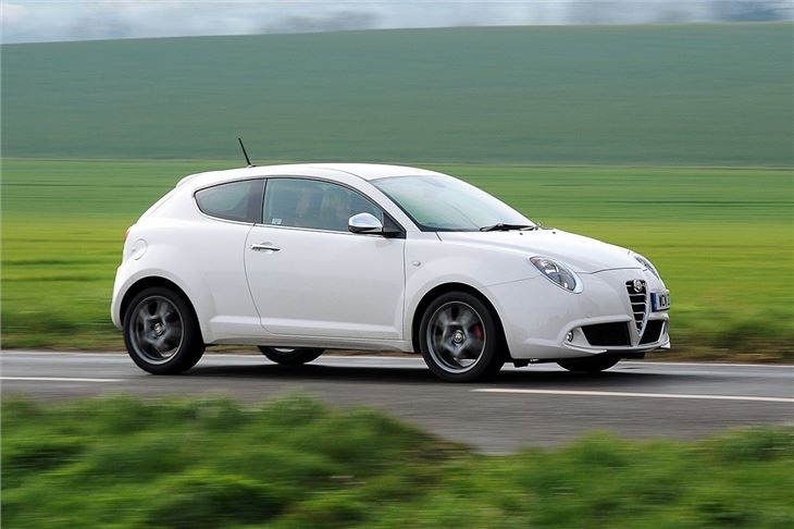 Alfa romeo mito 14 tb multiair veloce 3dr review