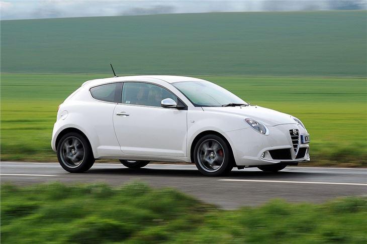 Alfa romeo mito 14 tb multiair 135 lusso 3dr review
