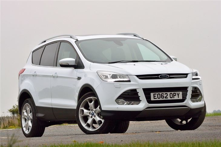 Image Result For Ford Kuga Petrol Review