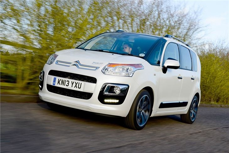 Diesel Engine For Sale >> Citroen C3 Picasso 2009 - Car Review | Honest John