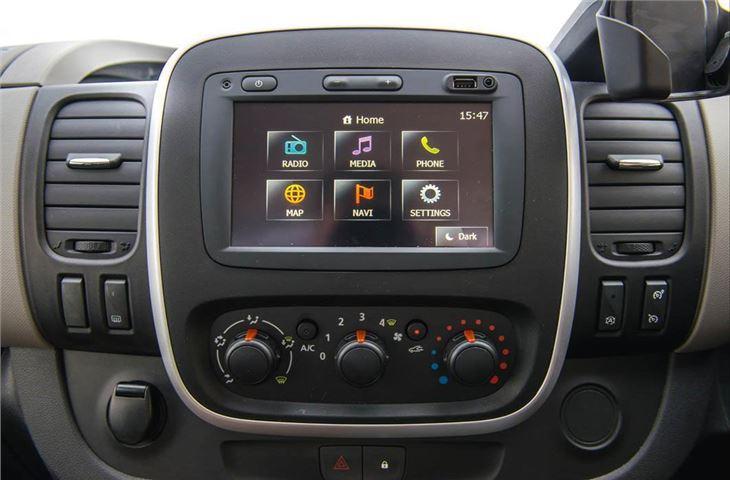 Renault Trafic 2014 Van Review Honest John