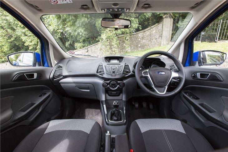 ford ecosport 2014 car review honest john. Black Bedroom Furniture Sets. Home Design Ideas