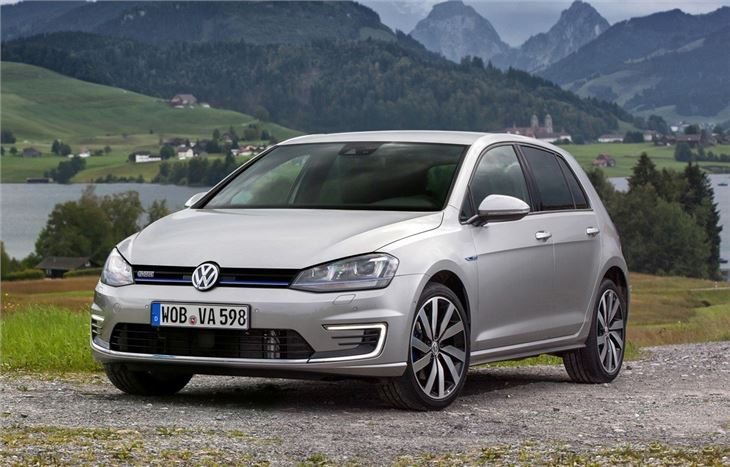 volkswagen golf gte 2014 road test road tests honest john. Black Bedroom Furniture Sets. Home Design Ideas