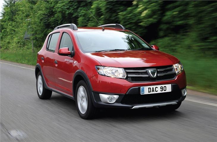 dacia sandero stepway 2013 car review honest john. Black Bedroom Furniture Sets. Home Design Ideas