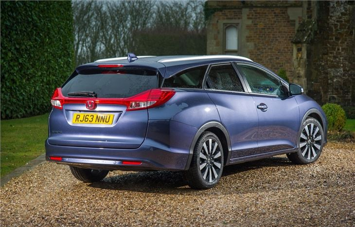 Gas Cost Calculator >> Honda Civic Tourer 2014 - Car Review | Honest John