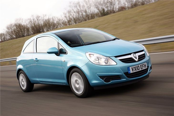Vauxhall Corsa 2006 Car Review Honest John