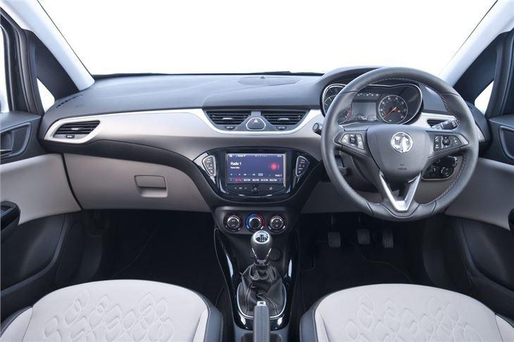 Vauxhall Corsa E 2014