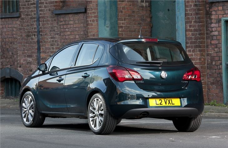 Vauxhall Corsa E 2014 Car Review Honest John