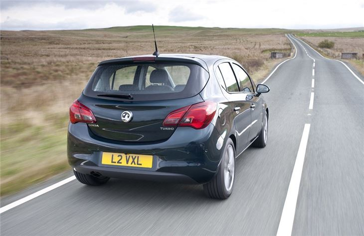 Vauxhall Corsa 2014 Car Review Honest John