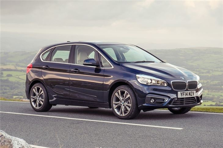 BMW 2 Series Active Tourer 2014 - Car Review | Honest John