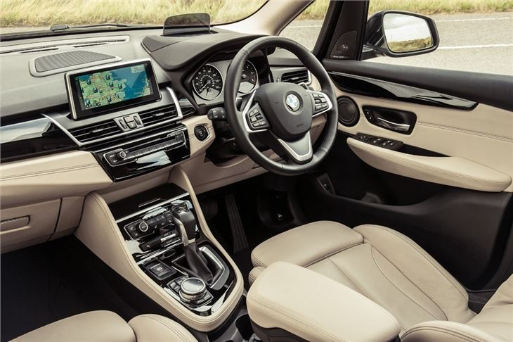 Bmw 2 Series Active Tourer 2014 Car Review Honest John