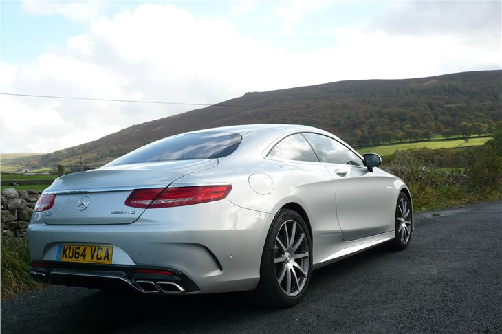 Mercedes Benz S63 Amg Coupe 2014 Road Test Road Tests