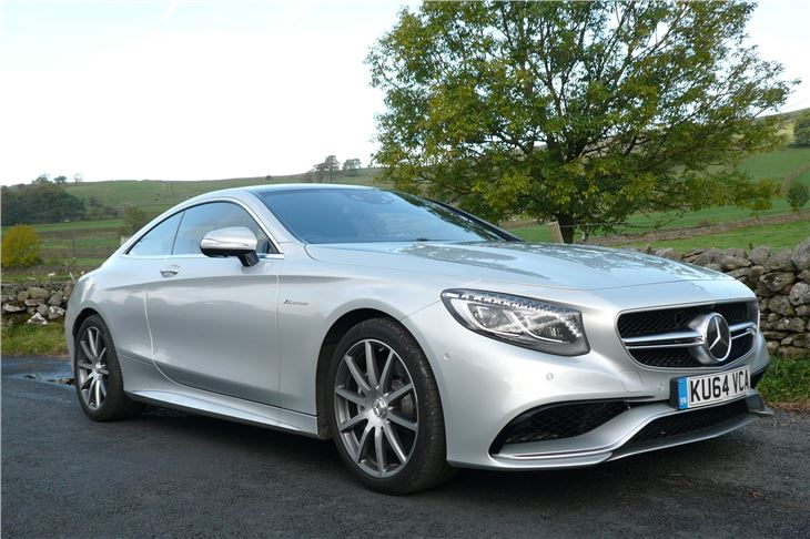 Mercedes benz s class coupe 2014 car review honest john for 2014 mercedes benz s550 review