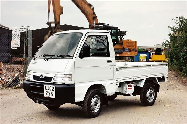 Daihatsu Hijet 1995 - Car Review | Honest John