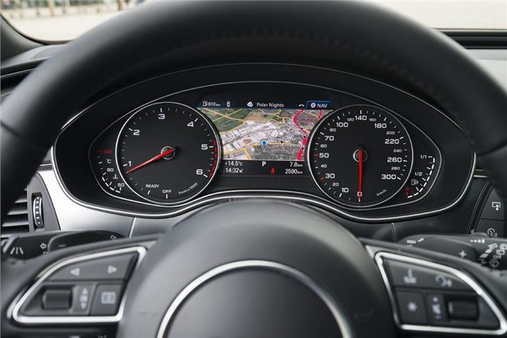 Audi A6 Avant Facelift 2014 Road Test Road Tests