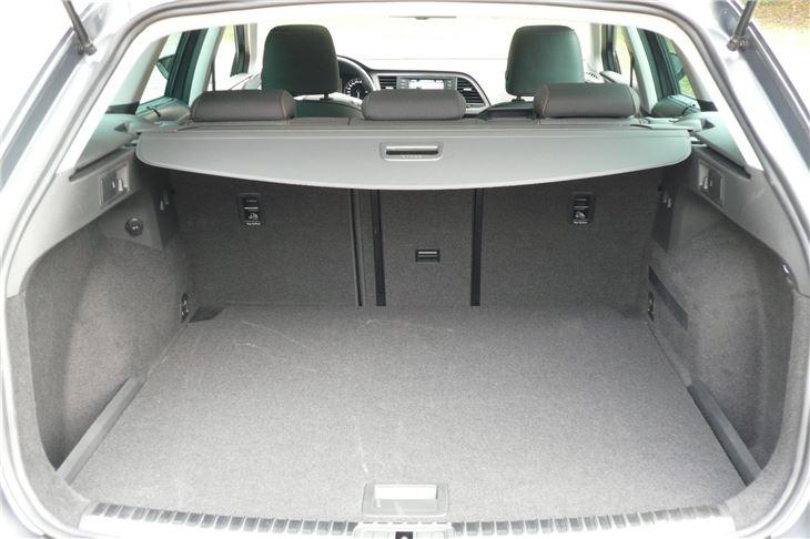seat leon x perience 2014 road test road tests honest john. Black Bedroom Furniture Sets. Home Design Ideas