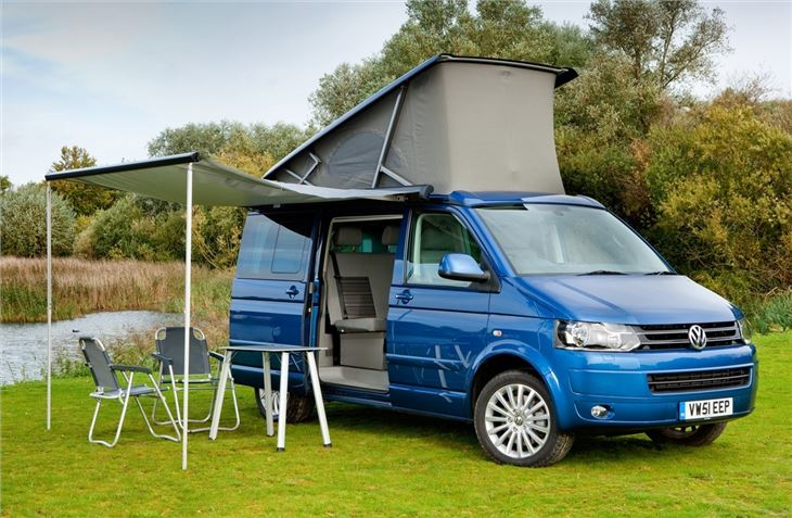 volkswagen t5 california 2010 van review honest john. Black Bedroom Furniture Sets. Home Design Ideas