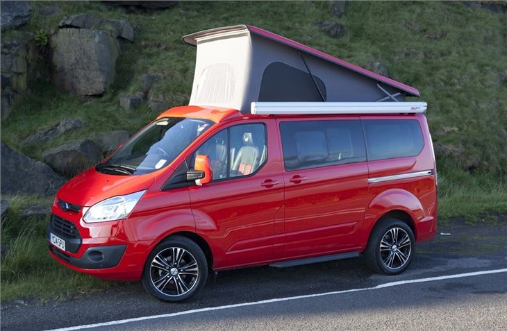 Ford Wellhouse Terrier 2013 Van Review Honest John