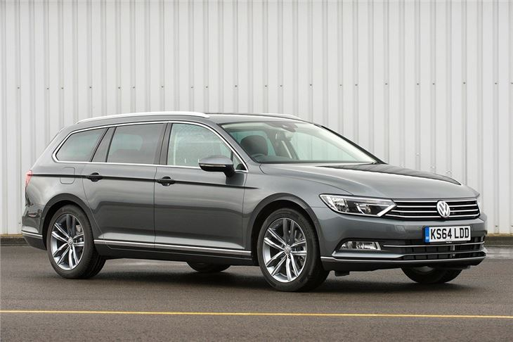 Volkswagen Passat B8 Estate 2015 Car Review Honest John
