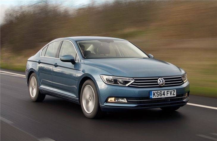 volkswagen passat 2015 car review honest john. Black Bedroom Furniture Sets. Home Design Ideas