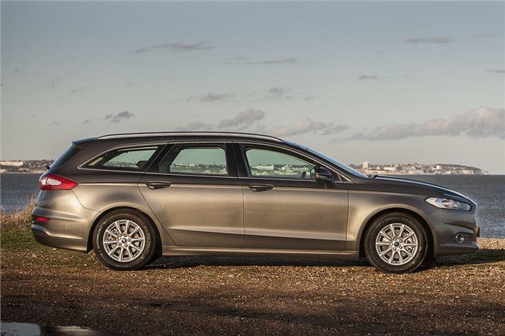 Ford Mondeo Estate 2015 Car Review Honest John