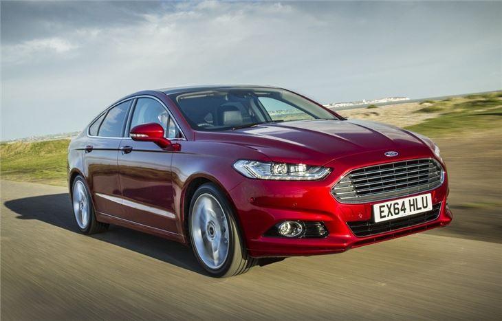Ford Mondeo 2015 Car Review Honest John