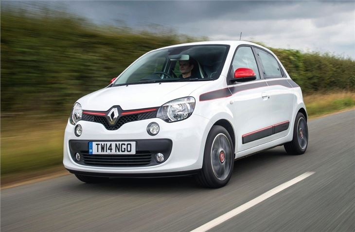 renault twingo 2014 car review honest john. Black Bedroom Furniture Sets. Home Design Ideas