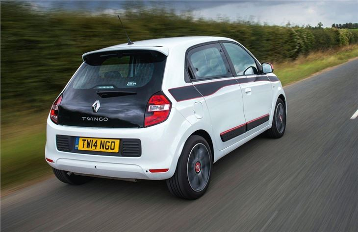 Renault Twingo 2014 - Car Review | Honest John