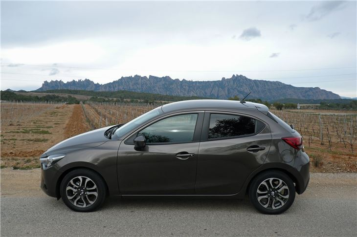 Mazda 2 2015 1 5 Automatic Road Test Road Tests Honest