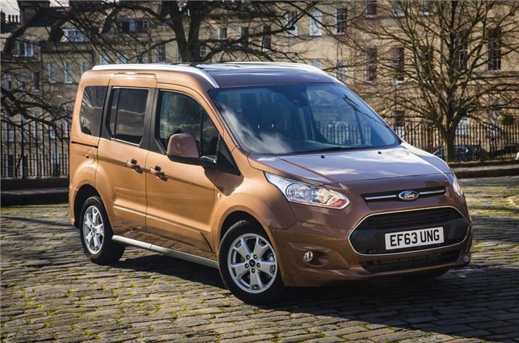 Ford Tourneo Connect 2014 Van Review Honest John