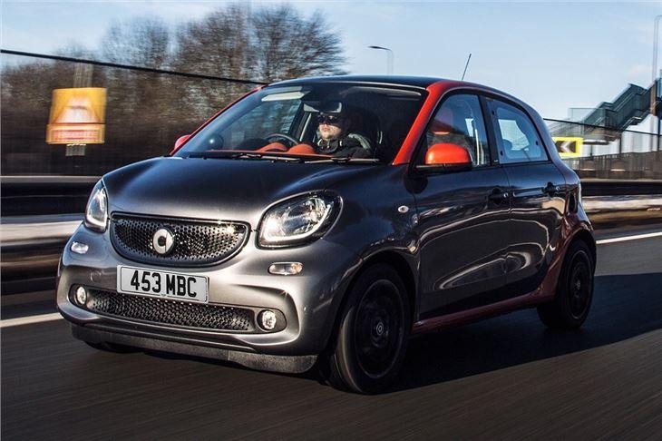 Smart Forfour 2014 Car Review Honest John