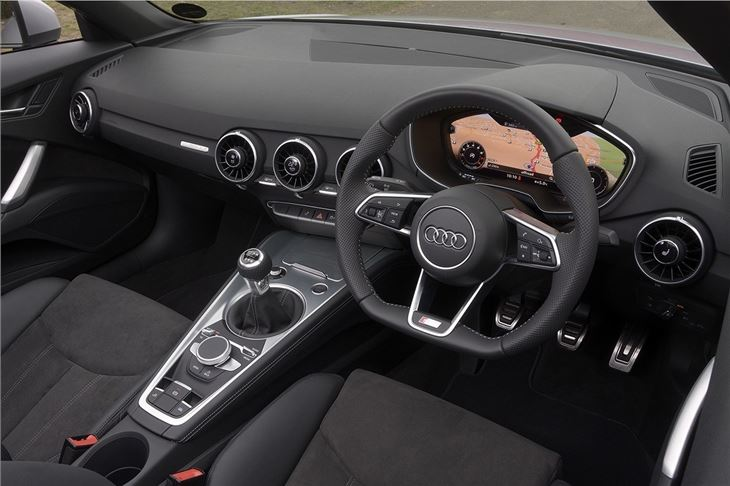 Audi Tt Roadster 2015 Car Review Honest John