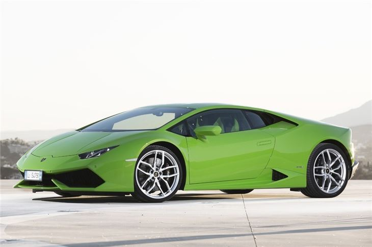 lamborghini huracan 2014 car review honest john. Black Bedroom Furniture Sets. Home Design Ideas
