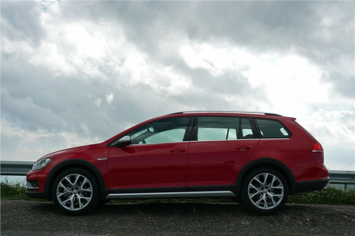 golf alltrack test