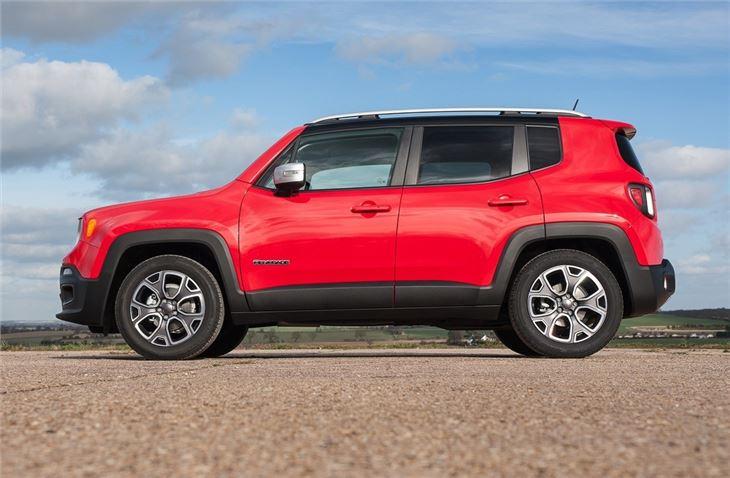 Jeep Renegade 2014 Car Review Honest John